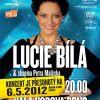 Brněnský koncert Lucie Bílé se přesouvá na 6.5.2012!