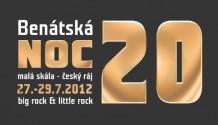 Benátská Noc 2012: Změna místa konání a zveřejnění headlinerů!