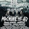 Brutal Assault letos čtyřdenní a další várka potvrzených kapel!