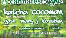Cannafest night v klubu Matrix! (TZ)