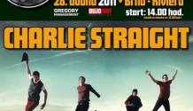 Charlie Straight na Čarodějálesu! Již za 3 týdny!
