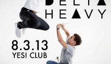 Britští DNB mágové Delta Heavy se připravují na premiérovou návštěvu Prahy!