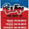 Populární slovenská skupina Elán vyráží na Best Of Tour 2012; akční cena vstupenek!