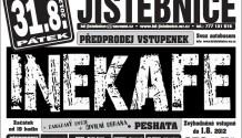 Slovenští INEKAFE zahrají v Jistebnici!