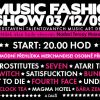 1. Music Fashion Show