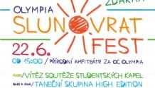Olympia Slunovrat Fest za dveřmi!