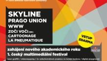 Proudy 2012 – první multimediální festival v ČR!