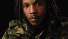 Stephen Marley, syn Boba Marleyho, vystoupí v Praze!