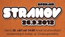 Strahov open air zve na 16. ročník!