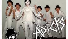 Britští The Adicts letos na JamRocku v Žamberku!
