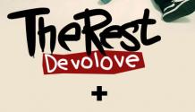 The Rest pokřtí na Melodce DEVOLOVE!!!