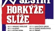 Turné Tří sester a Horkýže Slíže: Bratia & Sestry tour 2010!