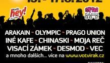 Festival Votvírák zveřejnil další kapely!!!