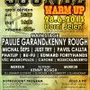 Warm Up festivalu Forbidden Soundz se blíží!