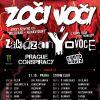 UNITED FEDERATION TOUR 2013: Zoči Voči a zakázanÝovoce na společném turné!
