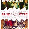 The Spankers a Fuera Fondo se představí společně v Akropolis!