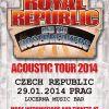 The Royal Republic v rámci akustického projektu navštíví Prahu!