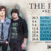 The Paranoid zveřejnili termíny svého turné k nové desce!