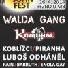 26. dubna se bude konat již třetí ročník festivalu HAPPY FEST