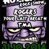 Holická rock show se chystá již potřetí!