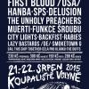 Volyňská Summer Punk Párty láká na americké First Blood!