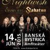 Po 12. rokoch Nightwish opäť v Banskej Bystrici!