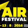 Soutěž o dvě vstupenky na AIR FESTIVAL! (UKONČENO)