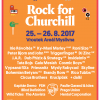 18. ROČNÍK FESTIVALU ROCK FOR CHURCHILL JE ZA DVEŘMI!