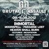 Brutal Assault vyprodal limitovanou edici vstupenek, přichází další!