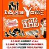 ZakázanÝovoce a Exots vyjedou na společné BUXTON TOUR 2013!