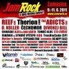 Vyhraj lístky na festival JamRock!-Ukončení soutěže!