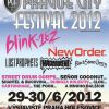 Prague City Festival bude dvoudenní a spolu s Blink 182 přiveze také New Order, Lostprophets, Hadouken, Street Drum Corps a mnoho dalších!