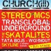 STEREO MCs. Kde? Na Rock for Church(ill)!