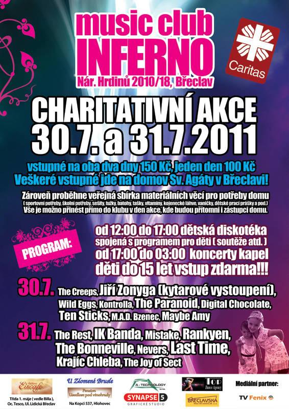 Charitativní koncert Břeclav