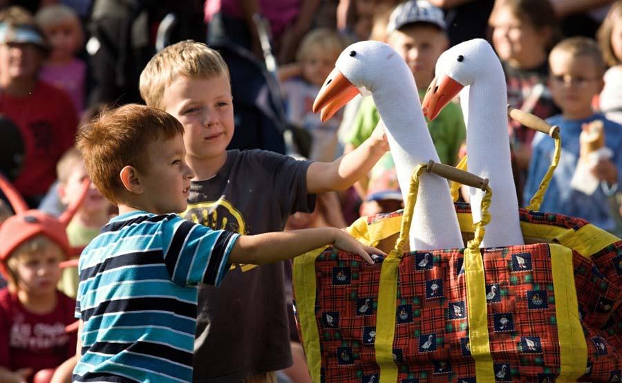 PRO DĚTI: Festival Kašpárkohraní rozvine dětskou tvořivost a fantazii, proběhne poslední víkend před prázdninami – v neděli 24. června