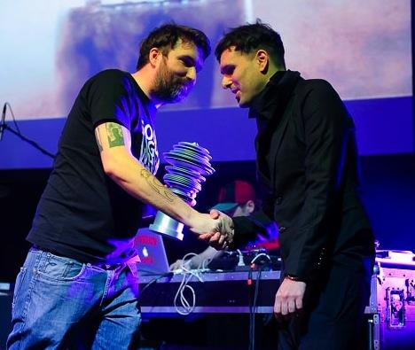 Boris Carloff získal hudební cenu Apollo za album The Escapist