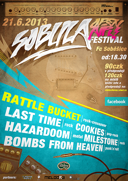 SOBULA FEST OPEN AIR!