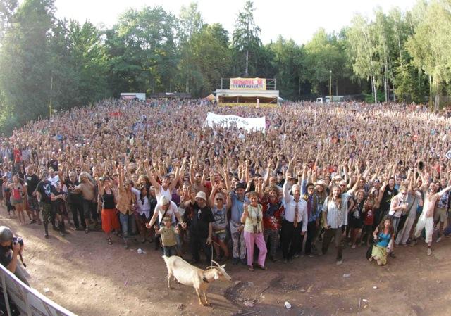 Letošní trutnovský festival Woodstock je věnován obětem násilného poválečného odsunu