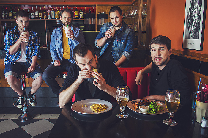 Skupina High Five vydává nový singl s videoklipem!