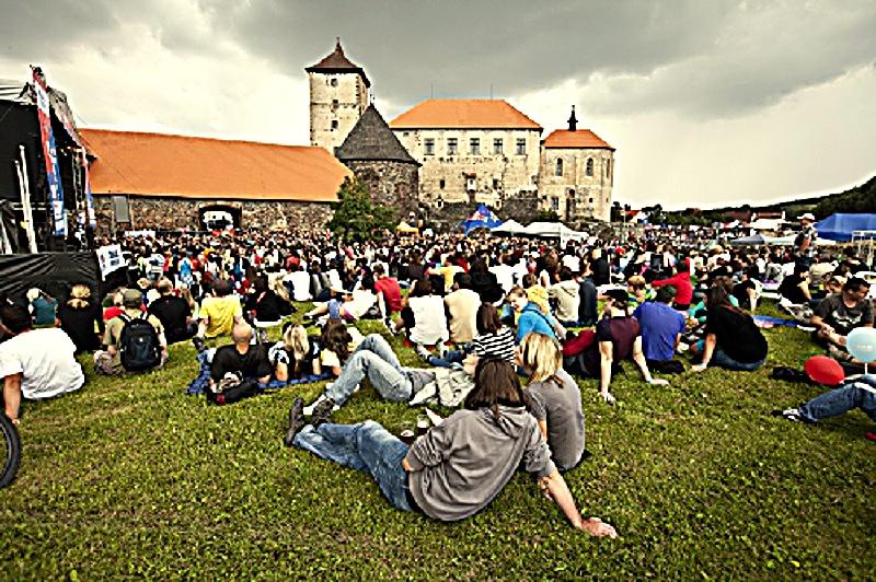 Festival Hrady CZ zahájil rekordně na Točníku a na Švihově se představí v novém areálu!