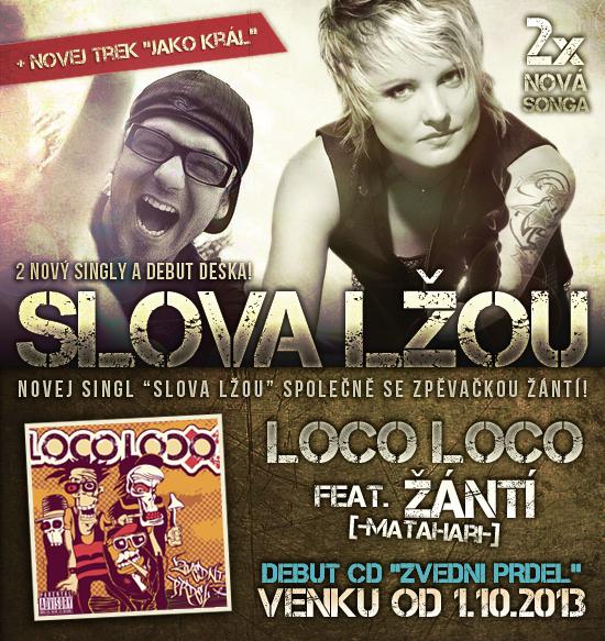 ROZHOVOR: Loco Loco o ZVEDNI PRDEL TOUR!