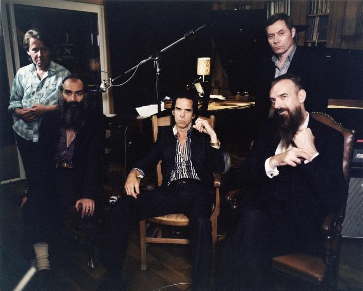Nick Cave & The Bad Seeds v Praze už za týden – v pátek 22. 11.!