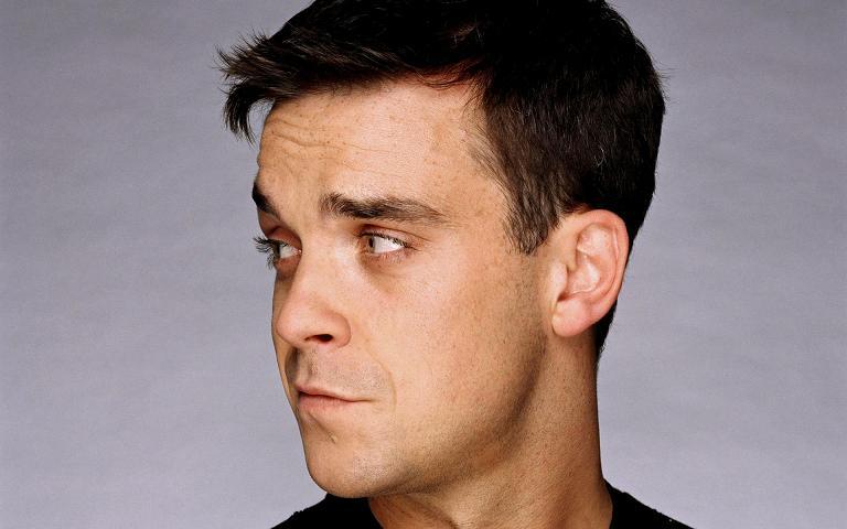 Robbie Williams vystoupí příští rok v Praze!