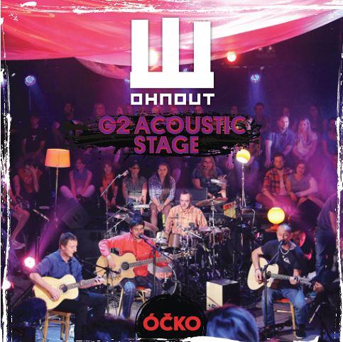 Kapela Wohnout vydává akustický živák na CD a DVD!