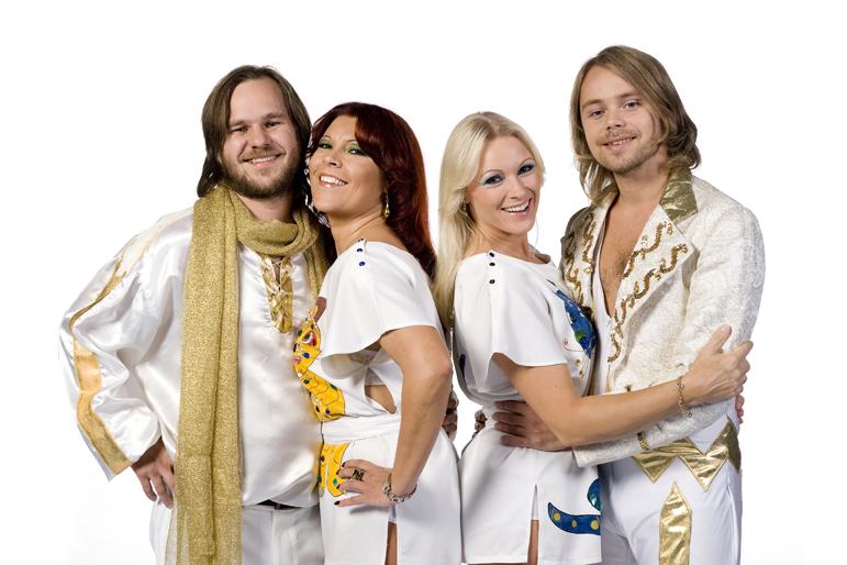 Příští týden se do Čech vrátí populární show věnovaná skupině ABBA!