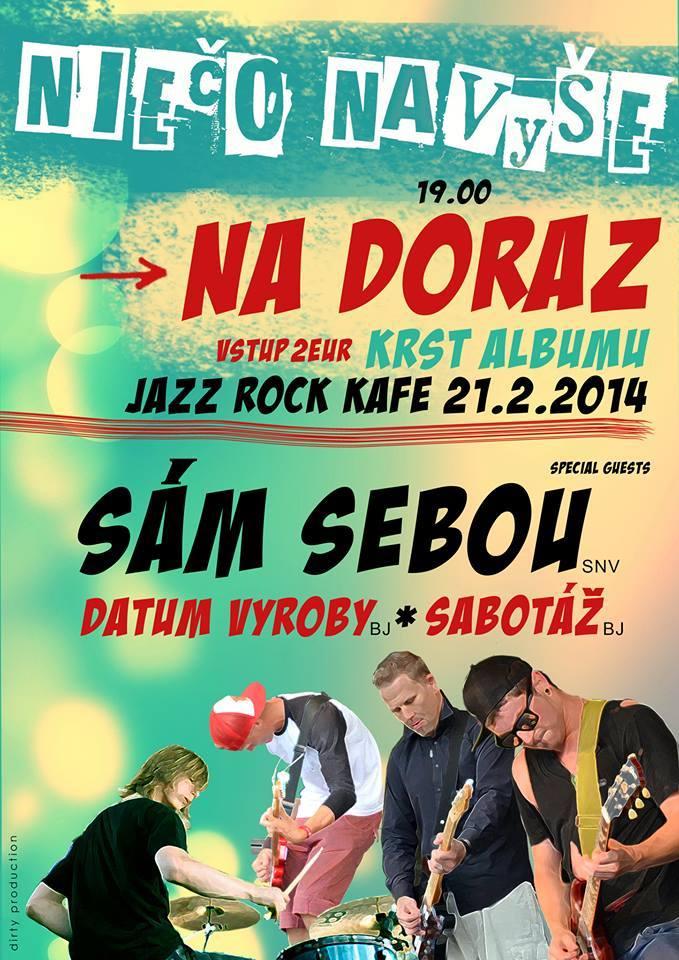 Společná tour kapel Niečo Navyše a Datum Výroby odstartuje už za pár dní!