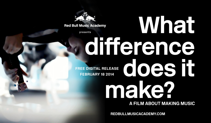 FILM: Nepropásni premiéru filmu o 15 letech Red Bull Music Academy!