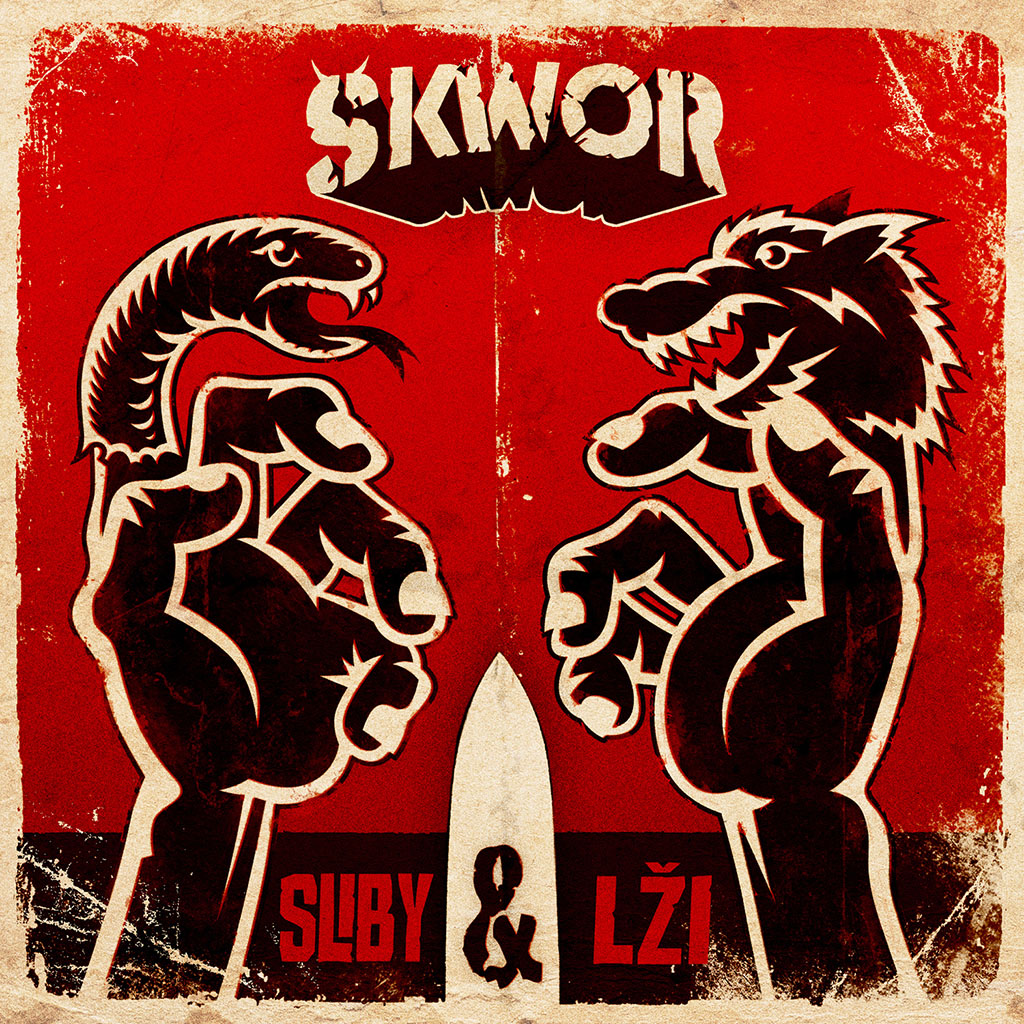 Soutěž o 2×2 vstupenky na koncert kapely Škwor – Brno! (UKONČENO)