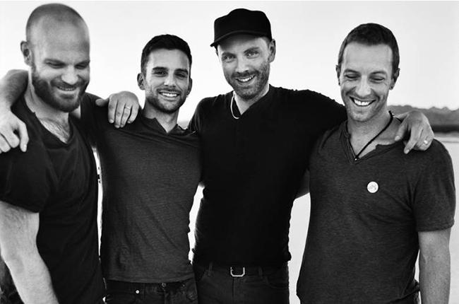 Skupina Coldplay vypustila do světa novou skladbu Midnight!