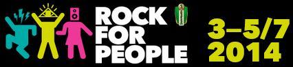 Rock for People: Slibovaný balíček kapel zveřejněn!